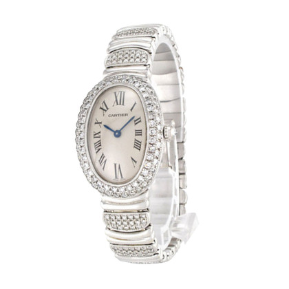 Cartier Wrist watch with diamonds