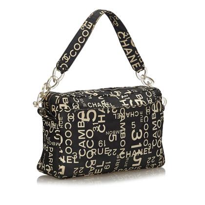 """Chanel """"Coco Canvas Shoulder Bag"""""""
