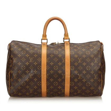 "Louis Vuitton ""Keepall 45 Monogram Canvas"""