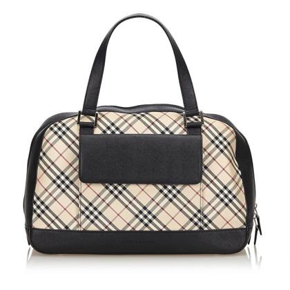 Burberry Karierte Handtasche
