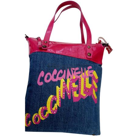Bestseller Online Coccinelle Shopper Blau Perfekt Online-Shopping Online-Verkauf Raahme