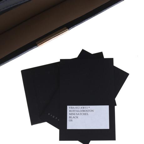 Günstige Standorte Verkauf Auslass Victoria Beckham Kleine Umhängetasche Schwarz Freies Verschiffen Hohe Qualität  Wie Viel 4JF6ks