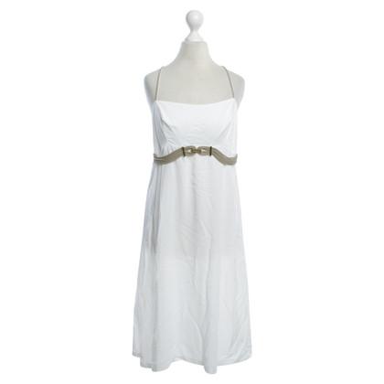 La Perla Dress in white