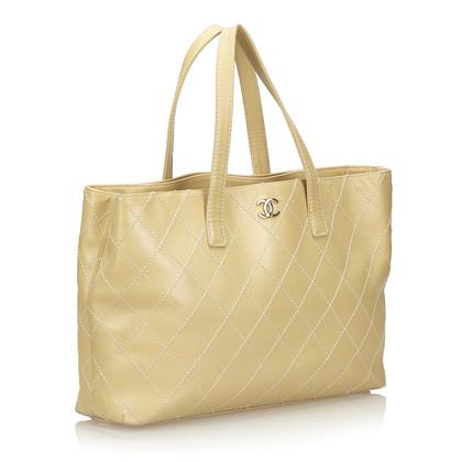 """Chanel """"Surpique Tote Bag"""""""