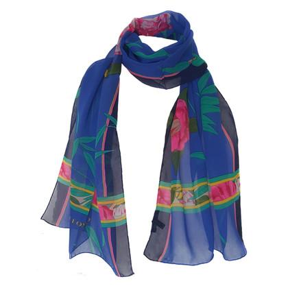 Leonard Zijden chiffon sjaal