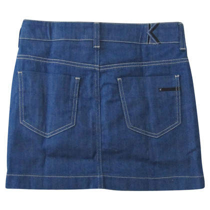 Karl Lagerfeld denim skirt