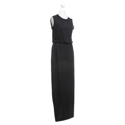 Hugo Boss Long dress in black