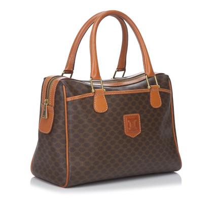 Céline PVC Macadam Handbag