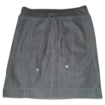 Marc Cain Wool skirt in black