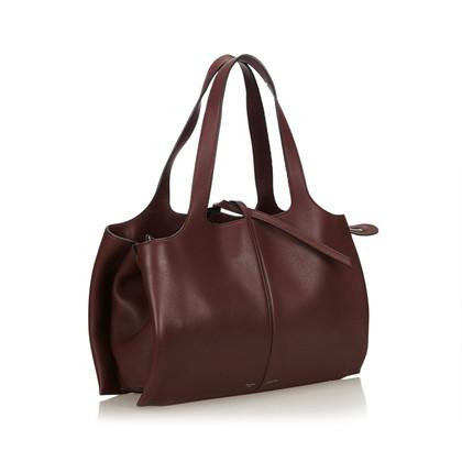 """Céline """"Tri-Fold Shoulder Bag"""""""