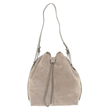 Alexander Wang Bag in grey mud