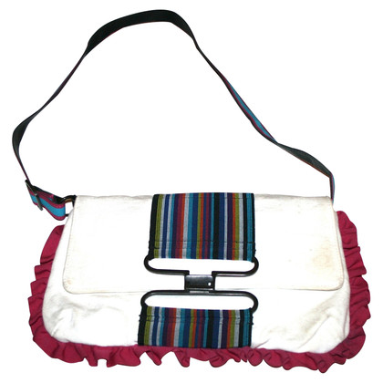 "Patrizia Pepe Shoulder Bag ""Rainbow"""