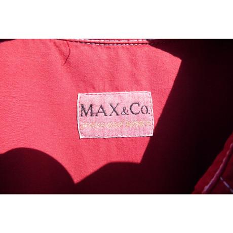 amp; Max Hemdbluse Rot Co amp; amp; in Max Rot in Rot Max Hemdbluse Rot Co IBzwpnTqx