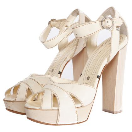Gianmarco Lorenzi High Heel Sandal