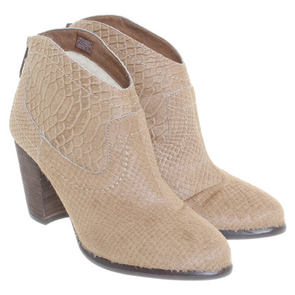 Ugg Ankle Boots in Beige