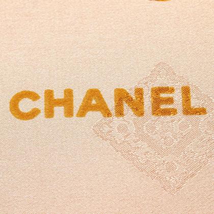 Chanel Bedrucktes Seidentuch