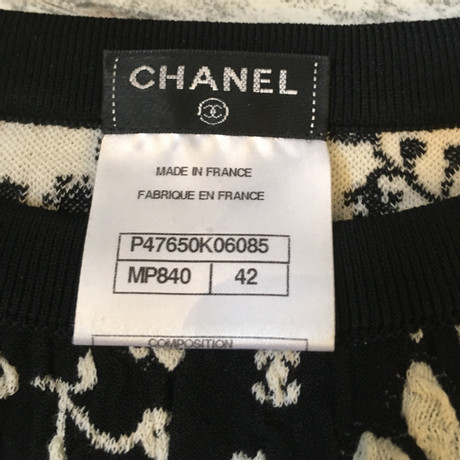 Shop-Angebot Verkauf Online Finden Online-Großen Verkauf Chanel Pullover mit kurzen Ärmeln Bunt / Muster Limited Edition Günstiger Preis hu5UenAm7o