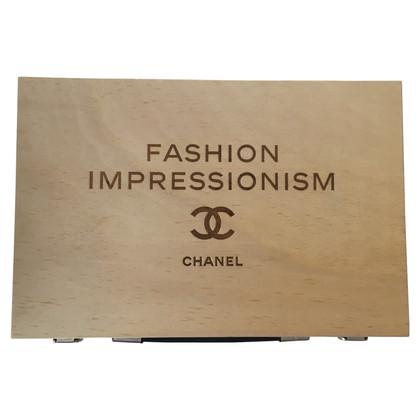 Chanel Wooden Box Bag Collezione Cruise 2015/16