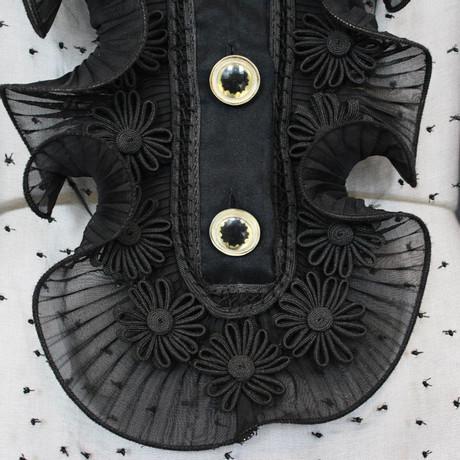 Manoush Transparente Bluse aus Seide Schwarz Outlet Neueste Unter 70 Dollar Billig Geniue Händler Bekommt Einen Rabatt Zu Kaufen Günstig Kaufen Echt XSqsg