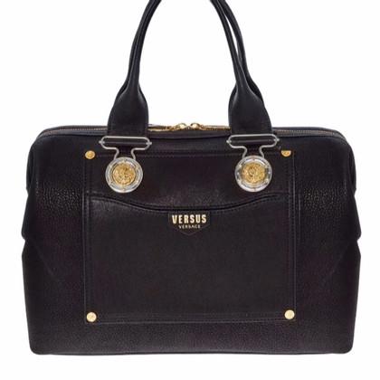 Versus Handtas in zwart