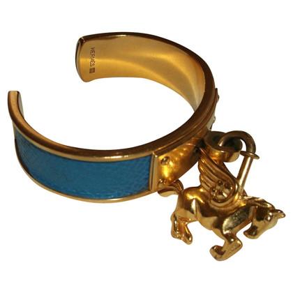 Hermès Bangle Magro con cavallo