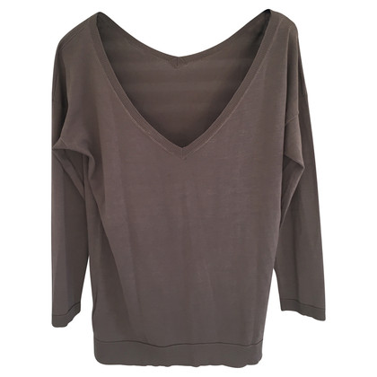 Paule Ka Sweater with back cutout
