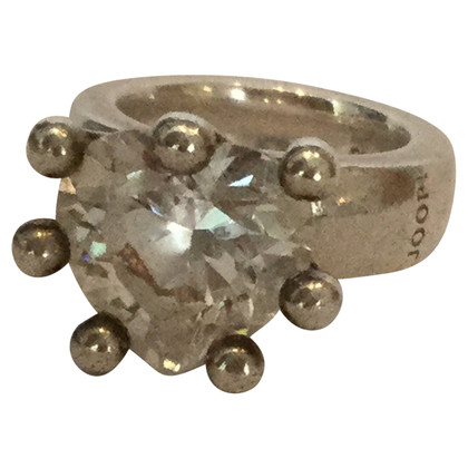 JOOP! Ring with gemstone