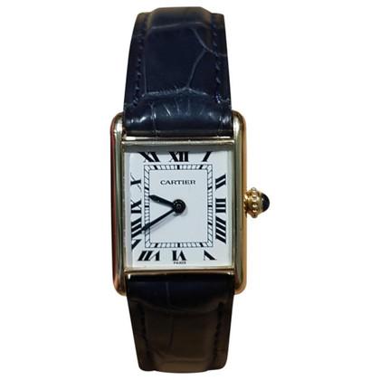 Cartier Montre-bracelet en or jaune