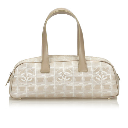 "Chanel ""New Travel Line Bowler Bag"""