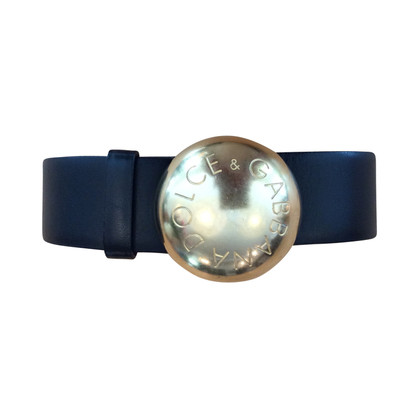 D&G Cintura con fibbia logo