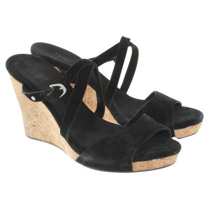 Ugg Sandals with wedge heel