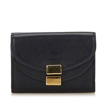 "Chloé ""Georgia Tri-Fold Wallet"""