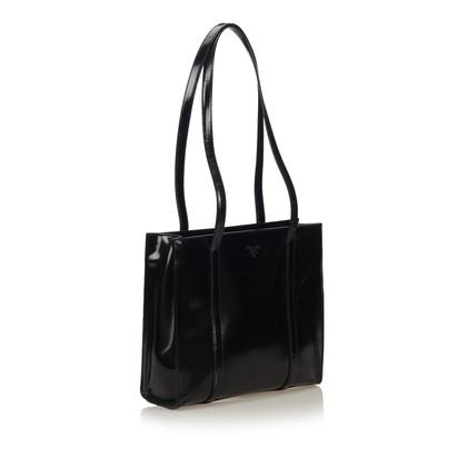 Prada Patent leather Tote Bag