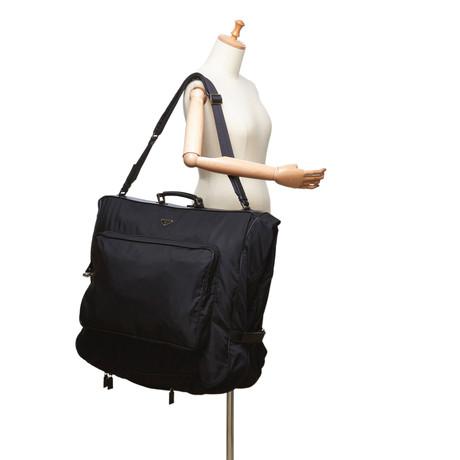 Prada Kleidersack Schwarz Verkauf Fabrikverkauf Günstige Spielraum Store Neuer Günstiger Preis Günstige Angebote OKIjMdb