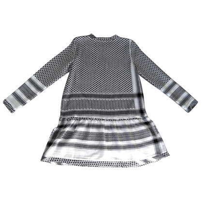 Cecilie Copenhagen Dress with kufiya pattern