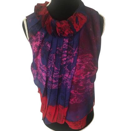 Christian Lacroix Zijden blouse