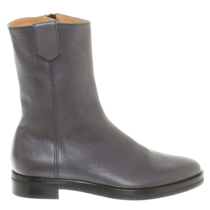 Maison Martin Margiela Ankle boots in Pearl-Grey