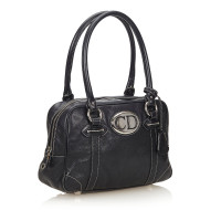 Christian Dior Leather Handbag