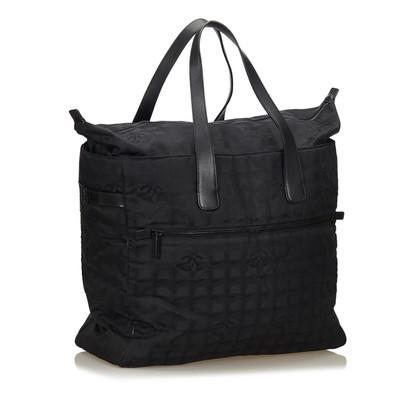 "Chanel ""New Travel Line Duffel Bag"""