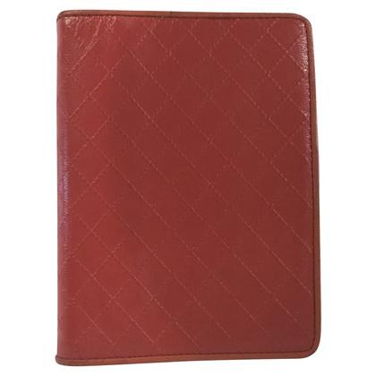 Chanel Agenda in rosso