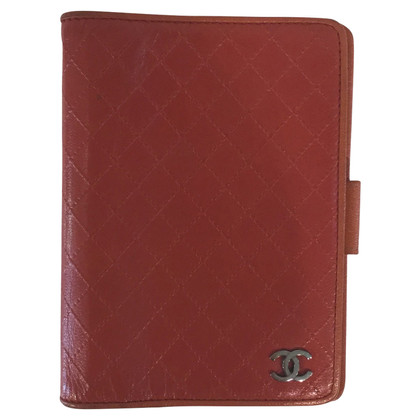 Chanel Agenda in rood