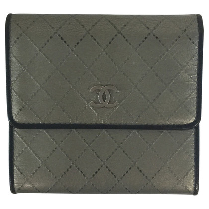 Chanel Silver colored wallet