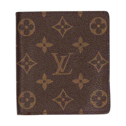 Louis Vuitton Karten-Etui aus Monogram Canvas