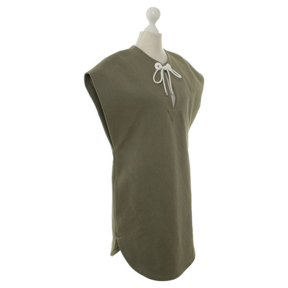 Balenciaga Dress in khaki