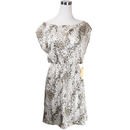Alice + Olivia Silk dress with pattern