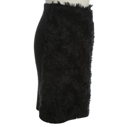 Prada Brei rok in zwart