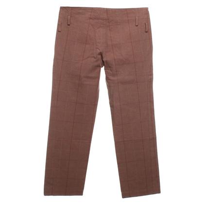 Marni Pantaloni con motivo a quadri