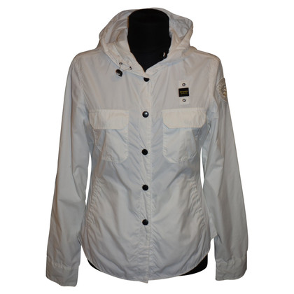 Blauer USA Veste de transition en blanc