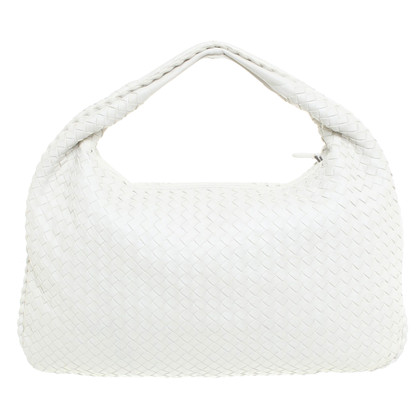 Bottega Veneta Handbag in white