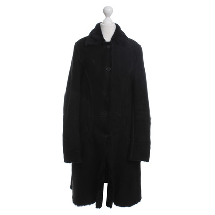 John Galliano Sheepskin coat